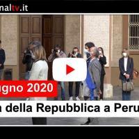 """2 giugno, presidente Tesei: """"Data chiave storia italiana, ricca di insegnamenti attuali"""""""