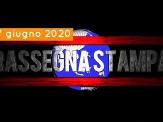 Video rassegna stampa del 27 giugno 2020, sabato