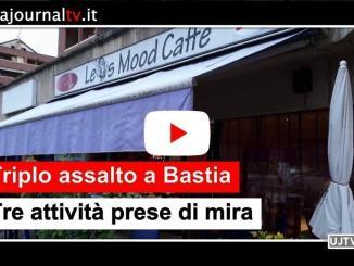Triplo assalto nella notte a Bastia Umbra, tre attività prese di mira