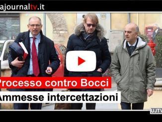 Inchiesta sanità, processo contro Bocci, ammesse intercettazioni e trojan