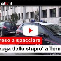 Arrestato in piazza a Terni, mentre spacciava la droga dello stupro