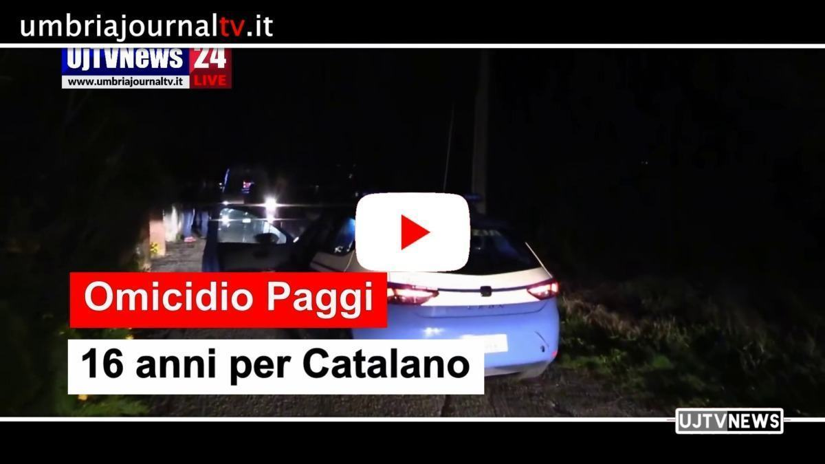 Omicidio Mirco Paggi, condanna a 16 anni per Catalano