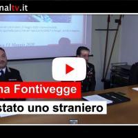 Donna rapinata a Fontivegge, carabinieri arrestano straniero