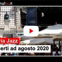 Umbria Jazz, ad agosto a Perugia il meglio del jazz italiano