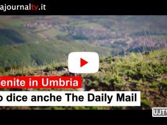 Fase 3 per The Daily Mail, stampa estera, Umbria è terra bella e sicura