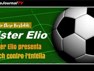 Mister Elio presenta la partita del Perugia contro l'Entella, Clero Bertoldi in studio