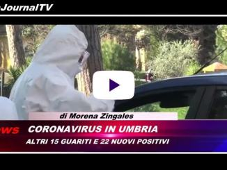 Telegiornale dell'Umbria edizione della sera Tg, 28 agosto 2020 venerdì