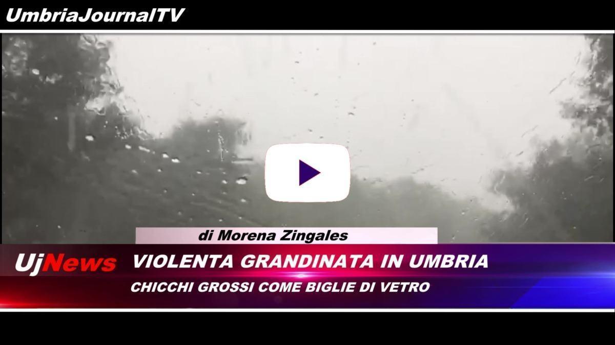 Telegiornale dell'Umbria edizione della sera Tg Umbria 4 agosto 2020 martedì