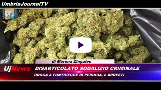 Telegiornale dell'Umbria edizione della sera Tg, 6 ottobre 2020 martedì