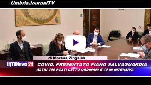 Telegiornale dell'Umbria edizione della sera Tg, 16 novembre 2020 lunedì