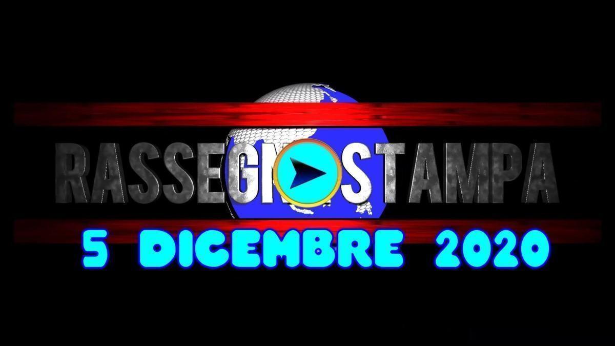 La rassegna stampa del 5 dicembre 2020, caso Suarez, indagata Juventus