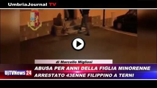 Telegiornale dell'Umbria edizione della sera Tg, 8 gennaio 2021 venerdì