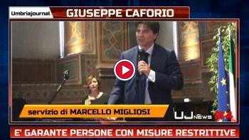 Avvocato Caforio Garante persone con misure restrittive