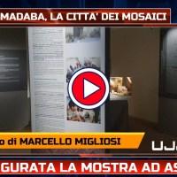 Madaba, la città dei mosaici, inaugurata la mostra ad Assisi