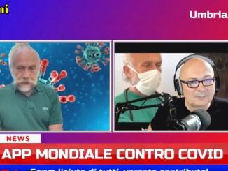 Una App per mettere in rete medici e malati covid, parla dottor Andrea Stramezzi e YouTube ci blocca