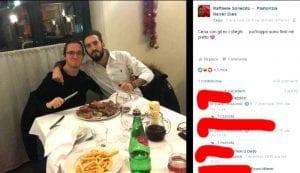 Sollecito su Facebook raffaele-sollecito-su-facebook-compagni-finiti-nel-piatto