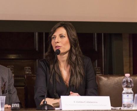 Cristina Colaiacovo