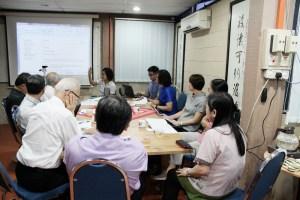 IMG 0248 - 马大中文系授课型硕士课程商讨会