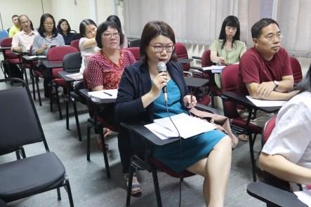 拉曼大学中华研究院副教授兼系主任廖冰凌博士点评。