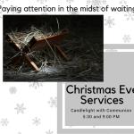 Christmas Eve Happenings
