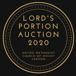 Our Lord's Portion Auction 2020 is this Sunday November 8th at 2 PM