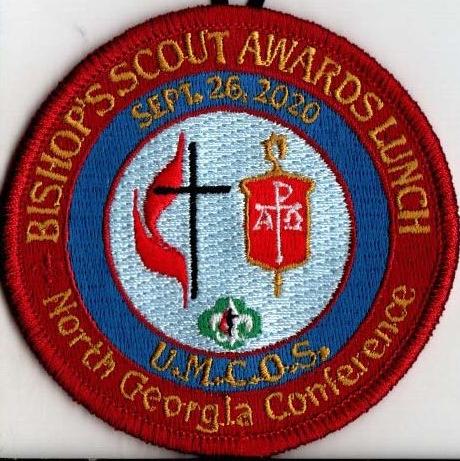 2020 Bishops Patch