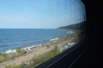 Entland des Baikalsees