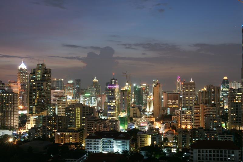 ThailandReisebericht Zurueck in Bangkok  neue Wohnung