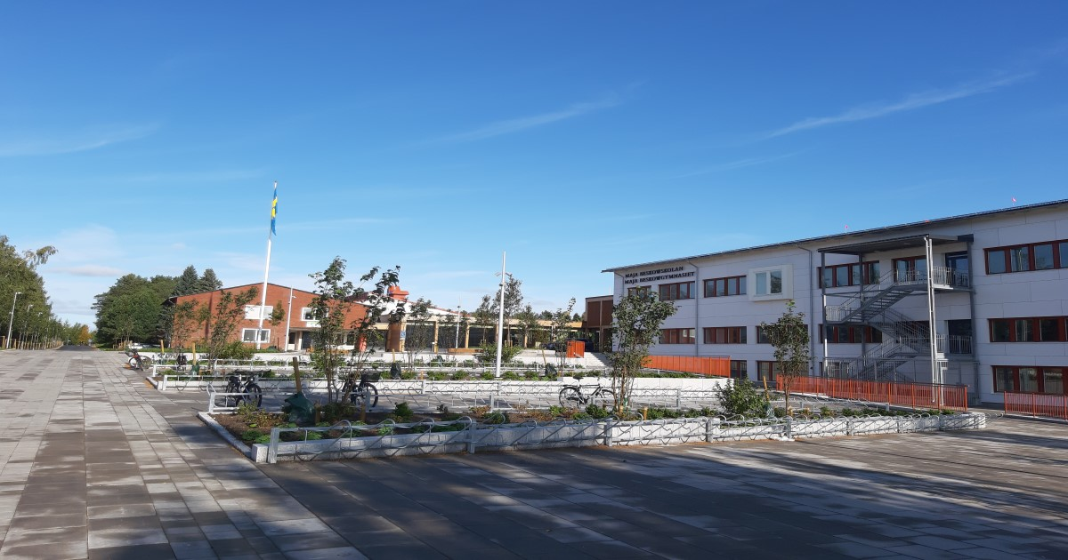 An Umeå secondary school