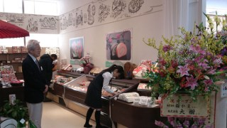 梅かまの高岡駅内の新店舗 curun TAKAOKA(クルン高岡)店がオープン!