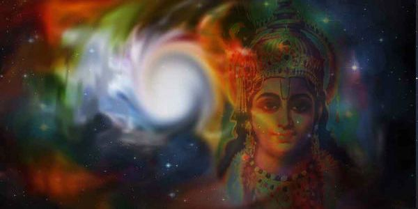 BELIEF IN A GOD, QUANTUM MECHANICS AND ISHOPANISHAD