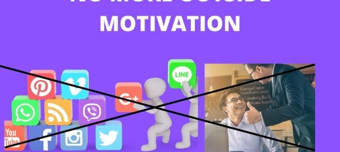 SAY NO TO SOCIAL MEDIA AND OR BOSS' MOTIVATION
