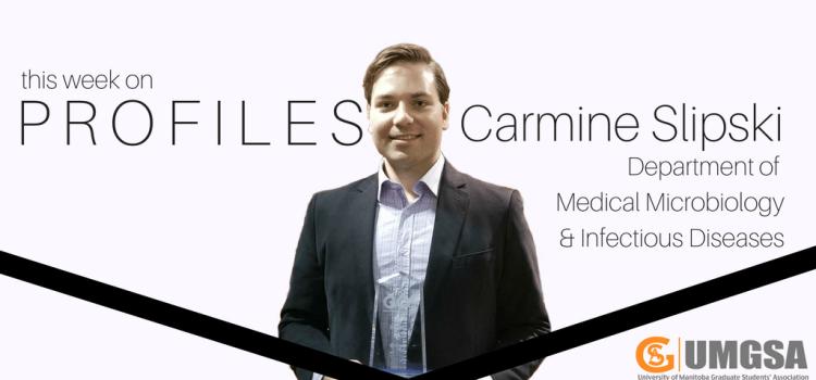 Profiles: Carmine Slipski