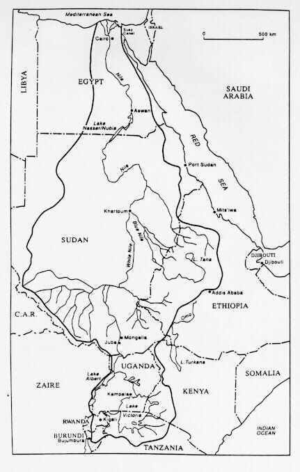 Nile River Resources Of Ancient Egypt