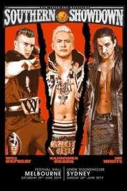 NJPW Southern Showdown In Melbourne