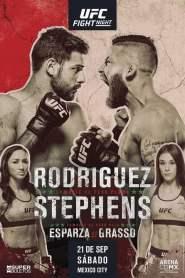 UFC Fight Night 159: Rodriguez vs. Stephens