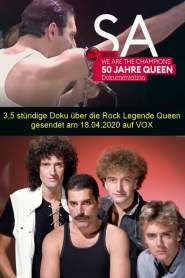 We are the Champions – 50 Jahre Queen