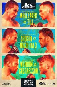 UFC Fight Night 174: Whittaker vs. Till