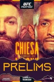 UFC on ESPN 20: Chiesa vs. Magny – Prelims