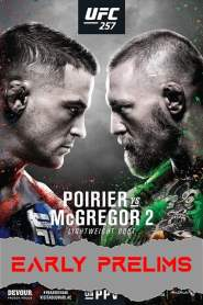 UFC 257: Poirier vs. McGregor 2 – Early Prelims