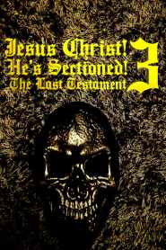 Jesus Christ! He's Sectioned! 3: The Last Testament