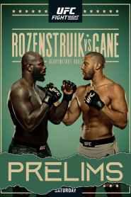 UFC Fight Night 186: Rozenstruik vs. Gane – Prelims