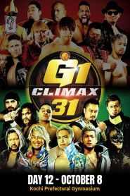 NJPW G1 Climax 31: Day 12