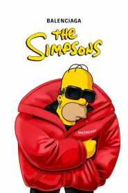 The Simpsons   Balenciaga