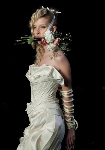 sposa in bondage