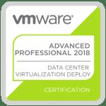 VMware VCAP DCV 2018 Umit Demirtas