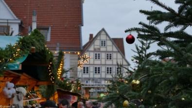 Kleiner Weihnachtsmarkt an der Stadtkirche