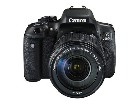 EOS 750D EF-S18-135STM FRA Bildquelle Canon