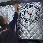 tested by UMIWO: Neue BlidimaX Thermomatten für Hecktüren im Kastenwagen