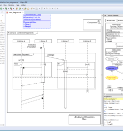 add actor sequence diagram staruml [ 1363 x 999 Pixel ]